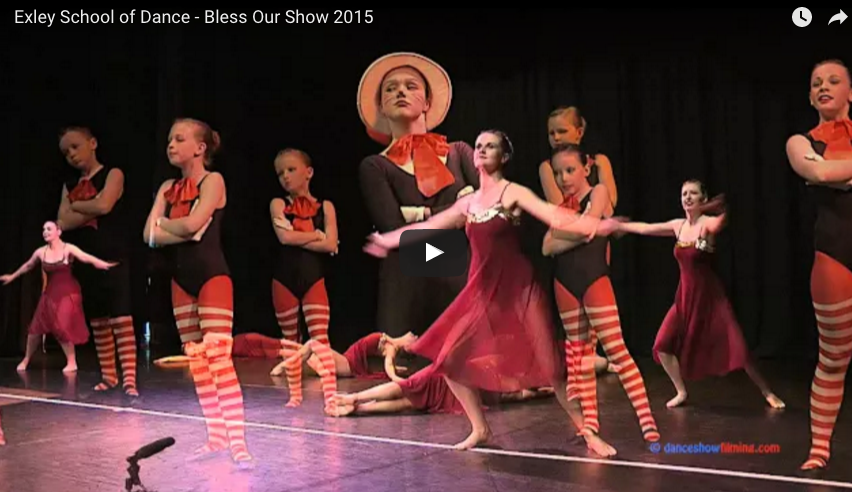 Exley School of Dance – Bless Our Show 2015