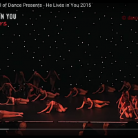 Aimee Louise School of Dance Presents – He Lives in You 2015