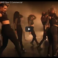 Tonight We Dance – HND Year 2 Commercial