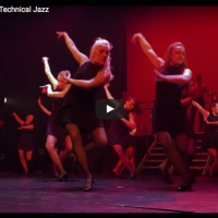 Roxanne Advanced Technical Jazz