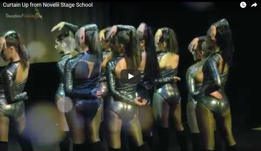 Curtain Up from Novelli Stage School