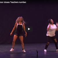 Stagedoor - As One Door Closes - Teachers Number.